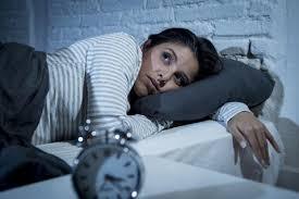 Trying to sleep